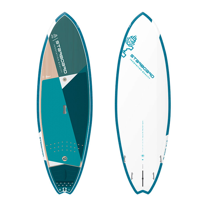 2021 STARBOARD SUP 7'7